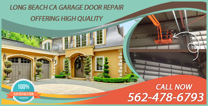 Long Beach Garage Door banner
